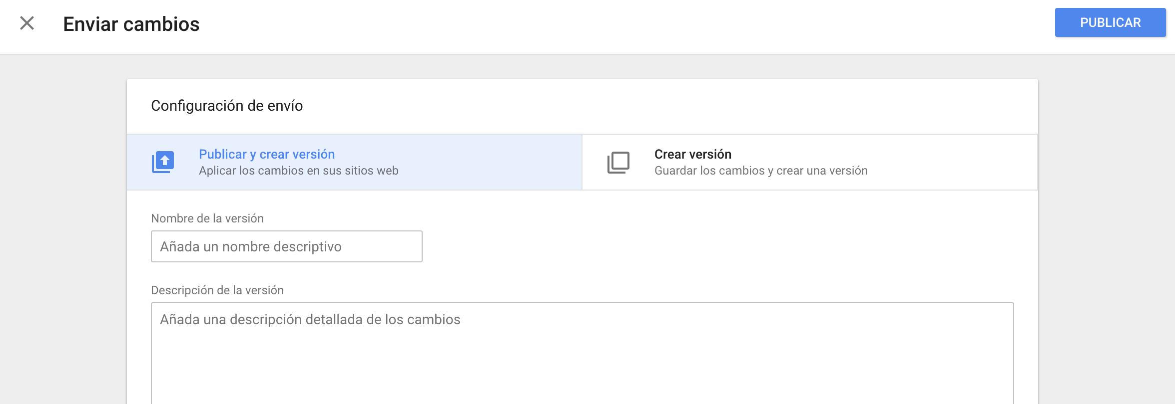 Cómo crear un evento de scroll en Google Tag Manager 12